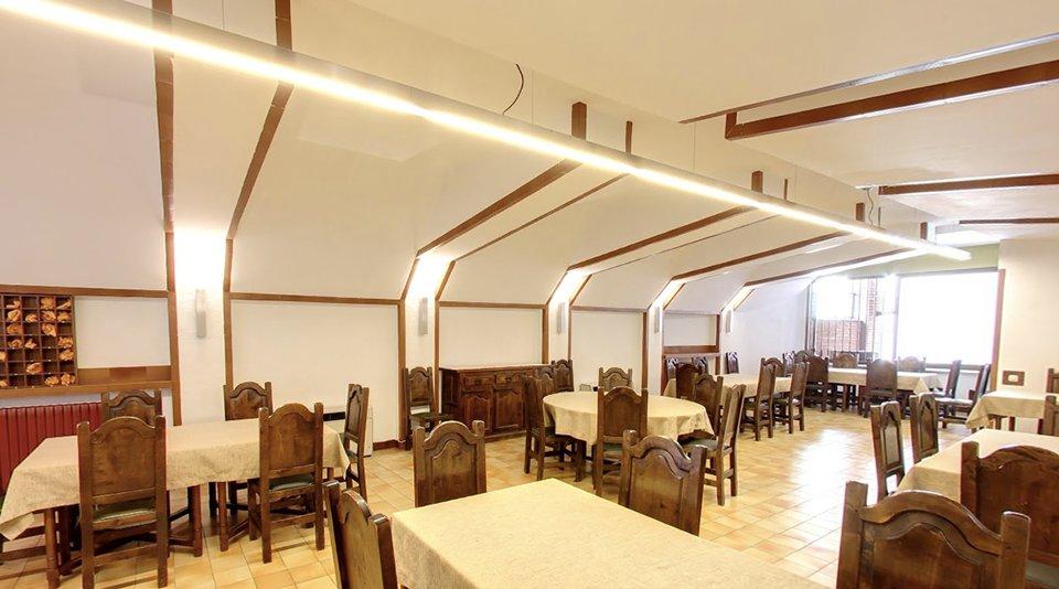 Servicios e instalaciones de nuestra residencia for Comedor universitario