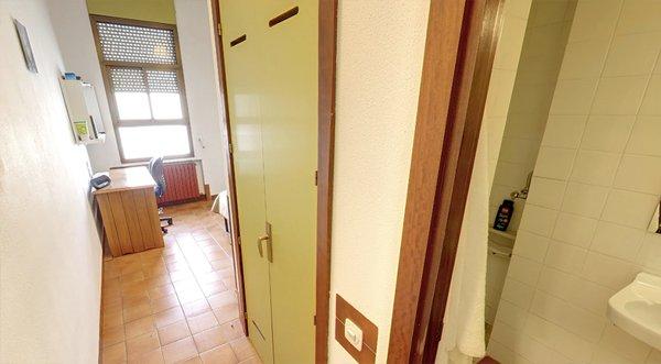 Habitaciones colegio Mayor Peñafiel