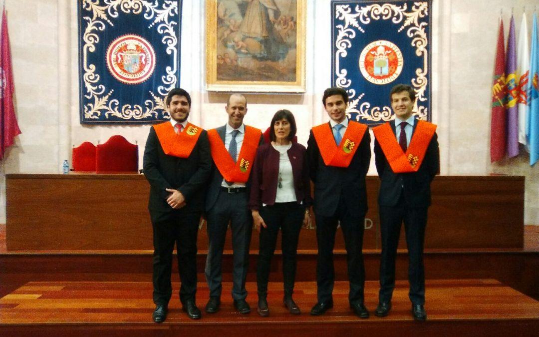 Actos Académicos de Fin de Curso 2016/2017