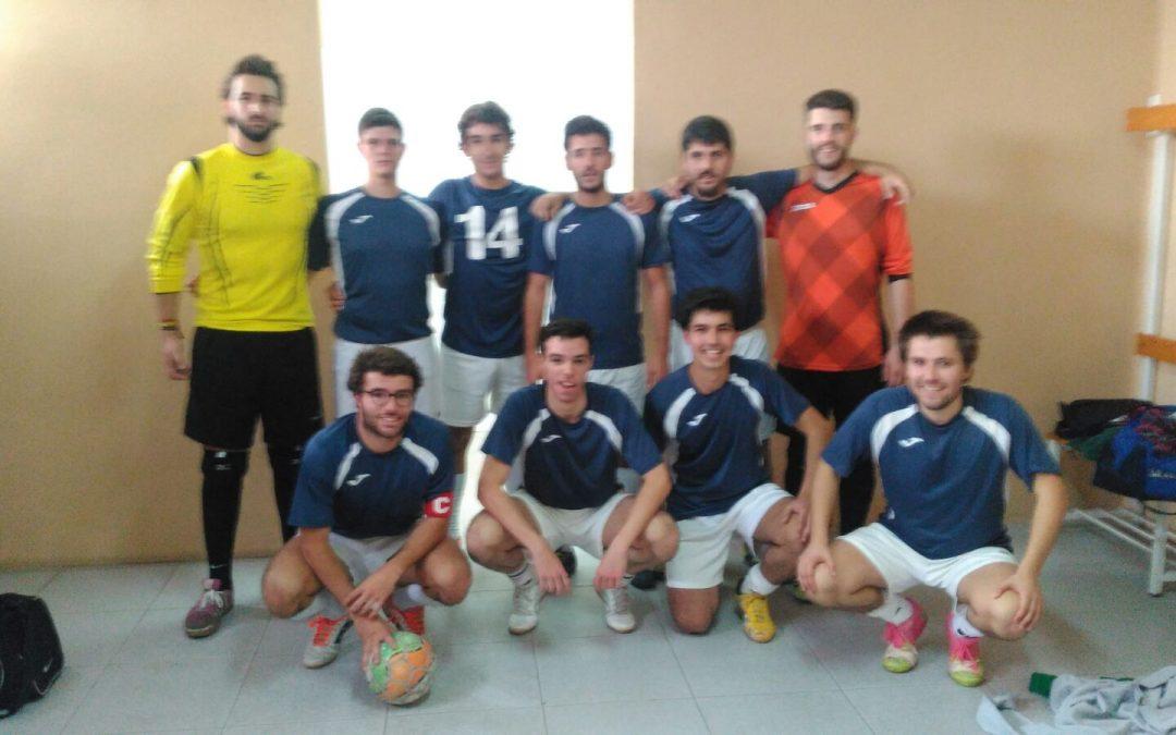 El equipo de fútbol-sala logra la permanencia