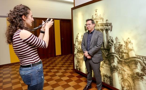 """Sergio Martín alerta del peligro de las """"fake news"""""""