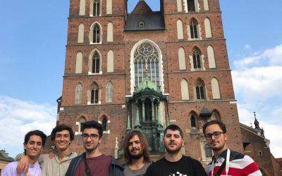 Convivencia: Cracovia en septiembre