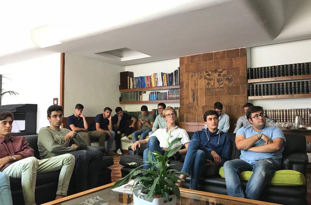 Tertulias curso 2018-2019