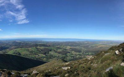 Convivencia: pedaleando por el valle del Saja (Cantabria)