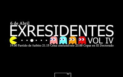 IV Encuentro de Exresidentes