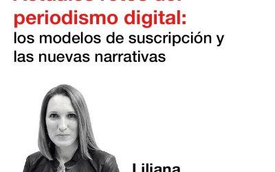 Tertulia con Liliana Martínez
